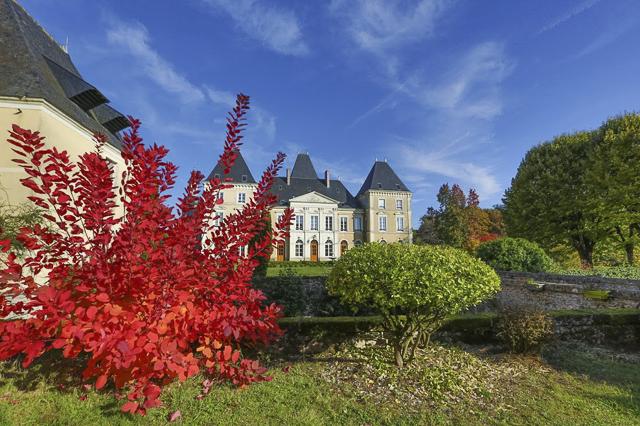 Chateau blog