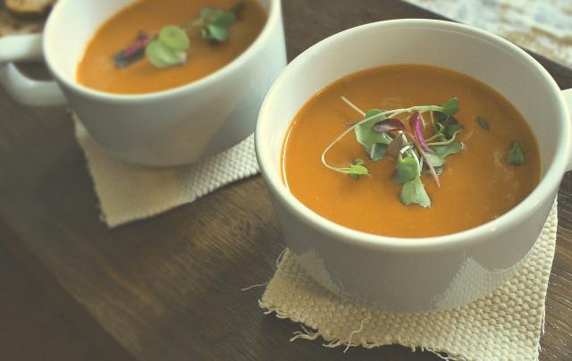 Soup web